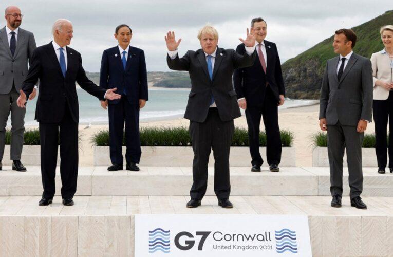 China arremete contra el G7 y lo acusa de difamación
