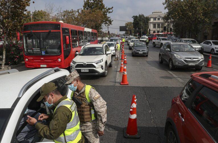 Chile prorroga el estado de catástrofe por covid