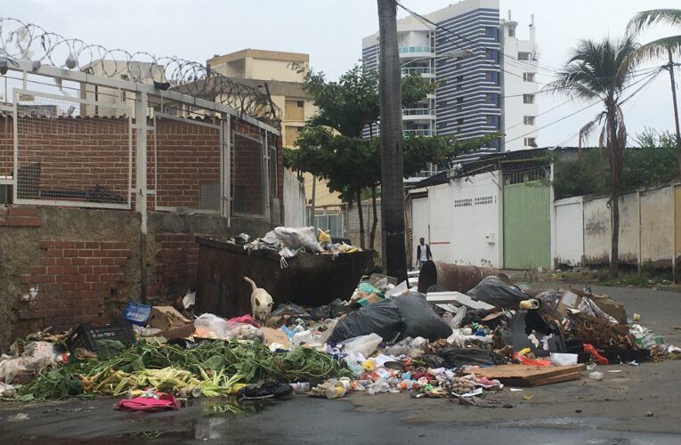 Basura y aguas estancadas reinan en las Opppe de Tanaguarena