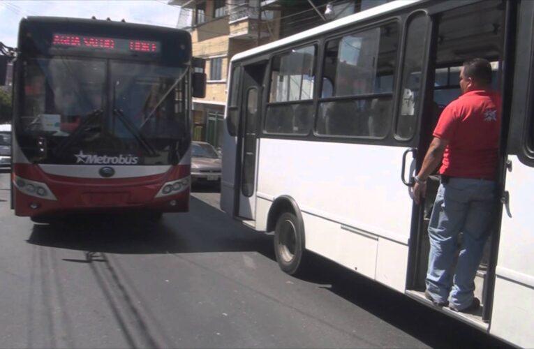 Surtirán buses en dos grupos para que no dejen solas las rutas