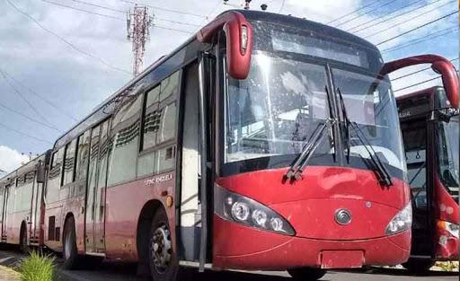 Cauchos e insumos recibió Trans La Guaira para 30 Yutong