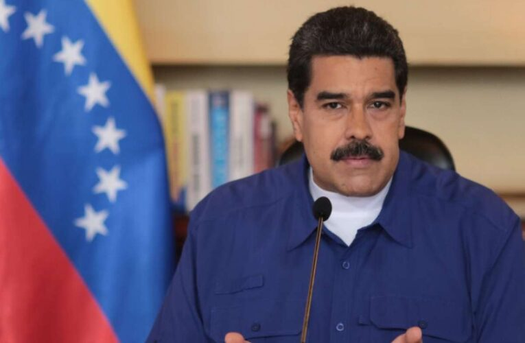 Maduro iniciará negociaciones con la oposición en agosto