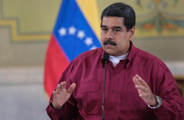 Maduro acusa a Leopoldo López de dirigir las bandas de la Cota 905