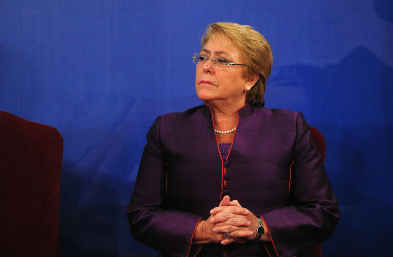 Bachelet pide a Cuba liberar a manifestantes presos