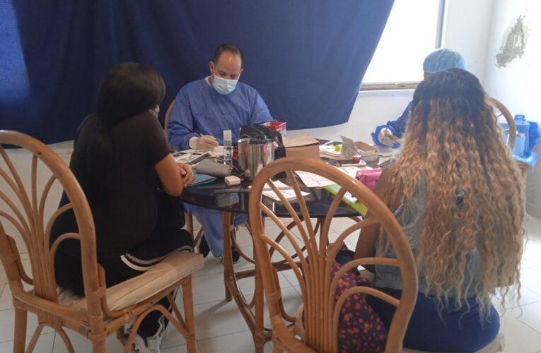 Embarazadas reciben atención gratuita en la Casa Abrigo Maternal Miguel Zabala