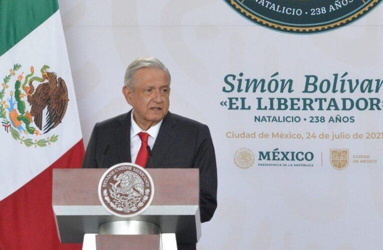 López Obrador propone reemplazar la OEA