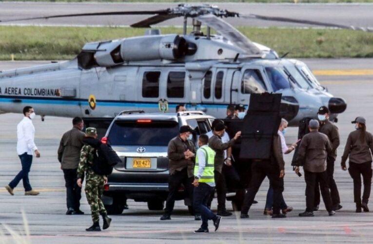 Ministro de Defensa de Colombia: Atentado a Duque se planeó en Venezuela