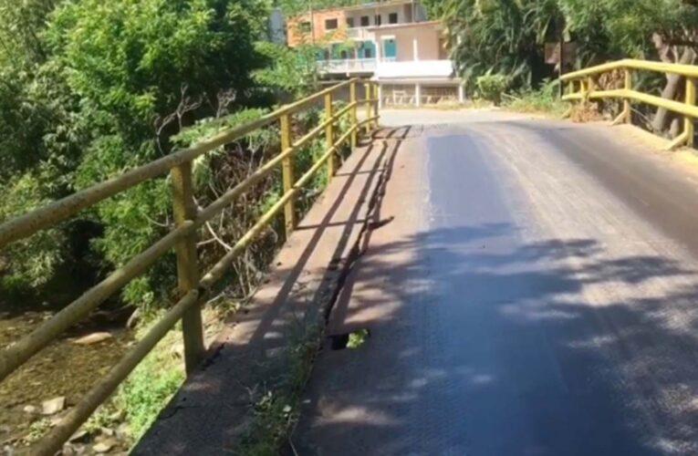 Inicia recuperación del puente de Oritapo
