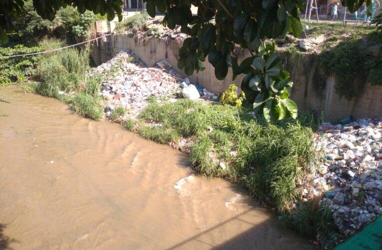 Piden limpieza profunda para la quebrada de Zamora