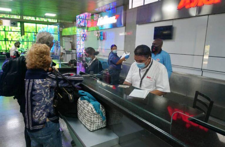 INAC extendió por 30 días más el cierre de vuelos internacionales