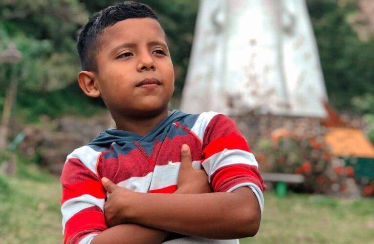 Niño larense conmovió a colombianos de La Voz Kids