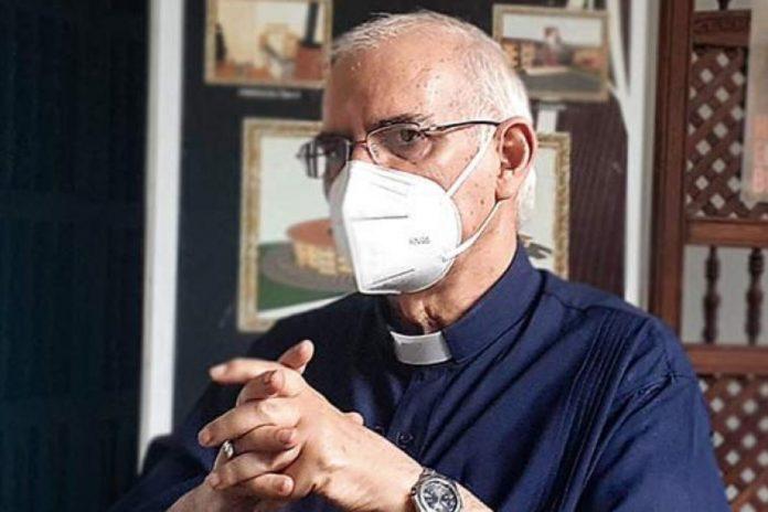 Monseñor Mario Moronta se contagió de covid