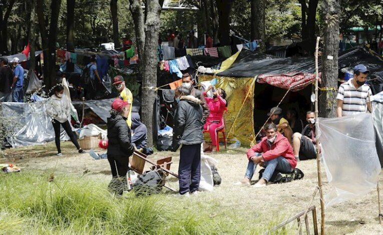 Diputado Correa solicitó protección para los migrantes venezolanos