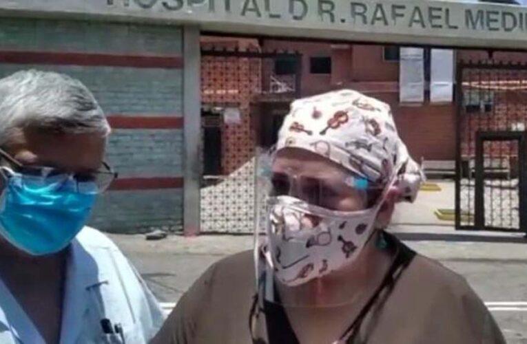Galenos de La Guaira piden mantener cuarentena