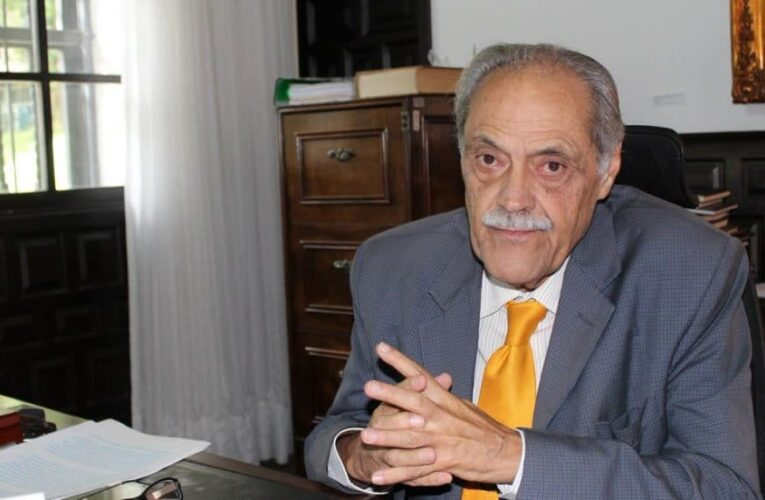 Murió el rector de la USB Enrique Planchart