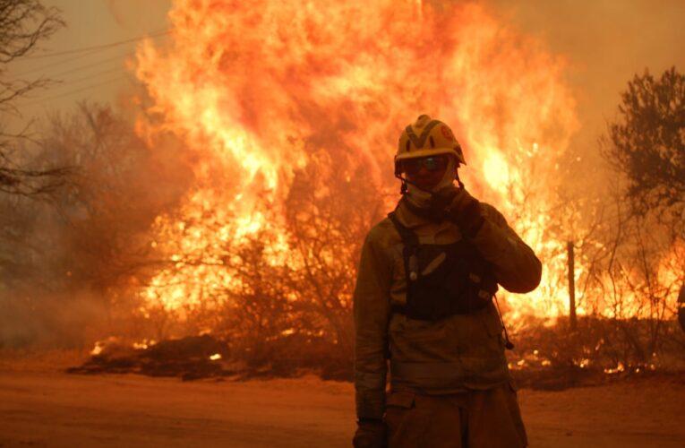 Incendios arrasan con California dejando 7 muertos