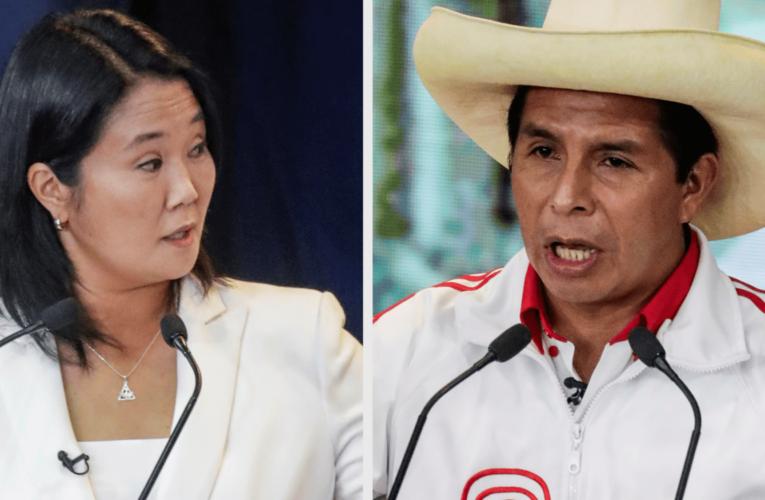 El martes proclaman al nuevo presidente de Perú