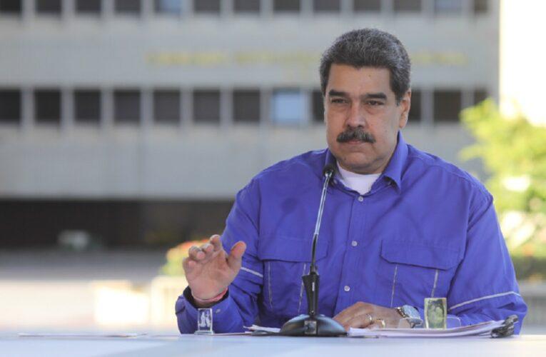 Maduro asegura que más de 20 guerrilleros operaban en la Cota