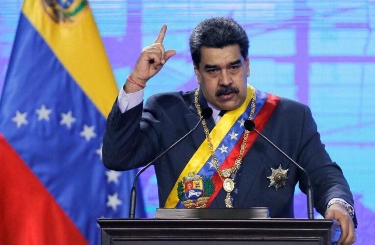 Maduro a EEUU: No se metan en nuestro proceso electoral