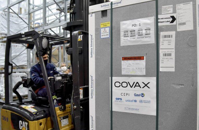 Julio Castro: Vacunas del Covax llegarán entre agosto y septiembre