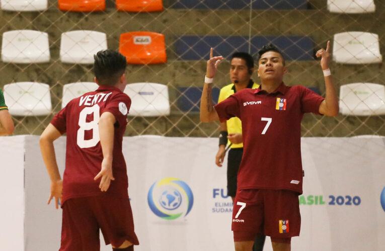 Tres guaireños entre los convocados al Mundial Futsal