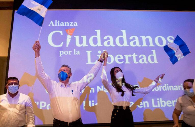 Inhabilitan al principal partido opositor en Nicaragua