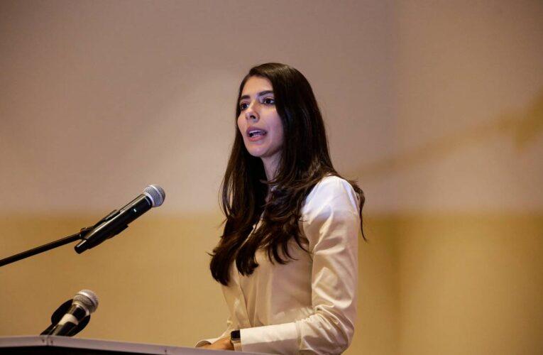 Prisión domiciliaria a candidata a la Vicepresidencia de Nicaragua
