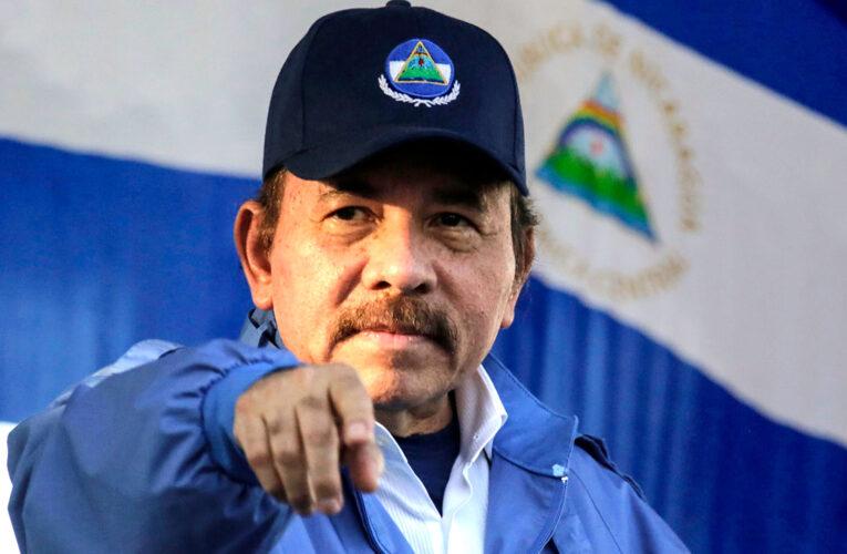 Ortega proclamado candidato a la reelección para un cuarto mandato