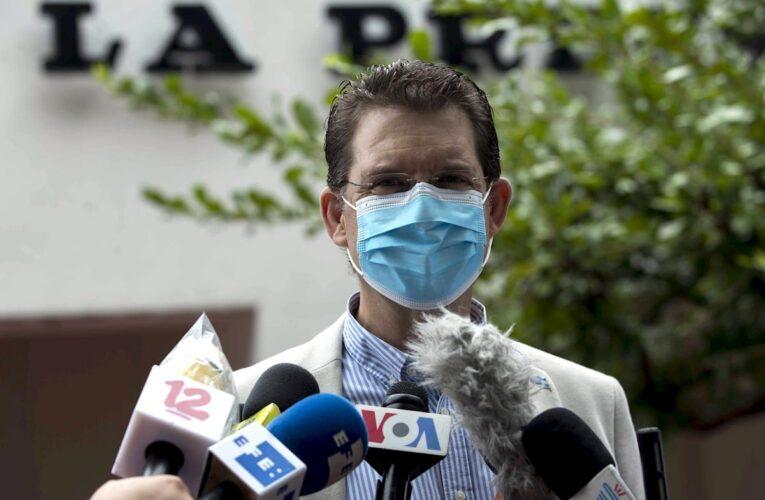 Gobierno de Nicaragua detiene a gerente del diario opositor La Prensa