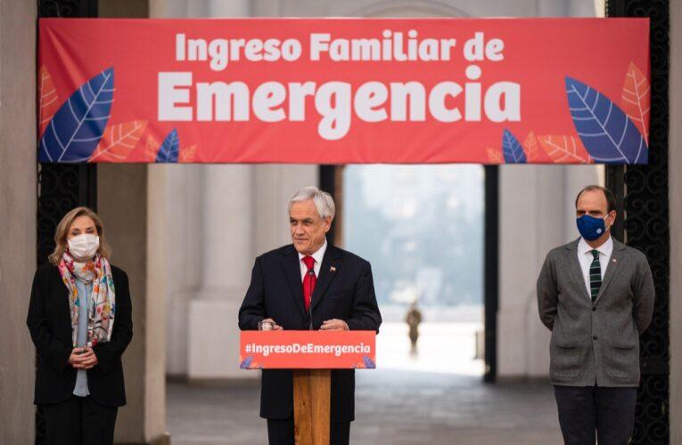 Bono de emergencia que cobran 15 millones de chilenos podría extenderse hasta diciembre