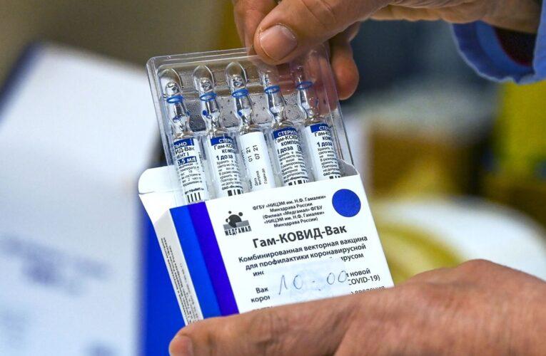 Minsalud desmiente llegada de vacunas Sputnik V