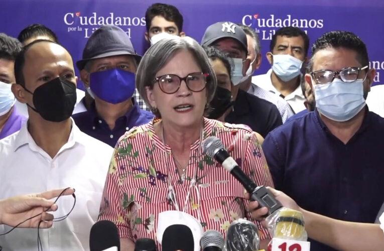 Daniel Ortega inhabilita al principal partido de oposición