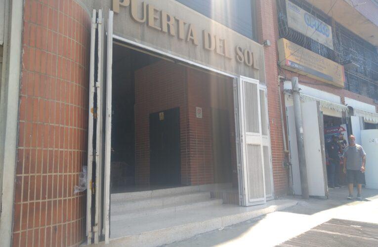 La pandemia deja 12 locales vacíos en el C.C Puerta del Sol