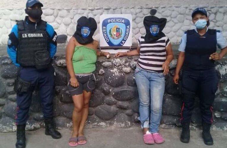 A machetazos se pelearon 2 mujeres en Caraballeda