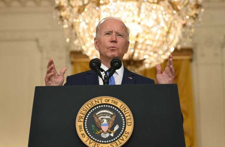 Biden recortará impuestos a 50 millones de familias de clase media