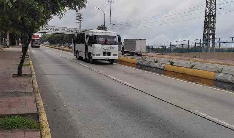 Buscan erradicar el matraqueo en punto de control Calle Los Baños