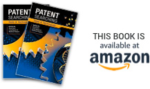 Patent Searching Book on Amazon