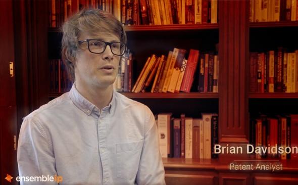 Brian Davidson – Patent Analyst