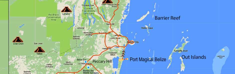 Highway Infrastructure & Gateway to Traditional Tour Venues