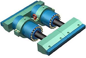 Automatic Welding, Hydraulic Toggle