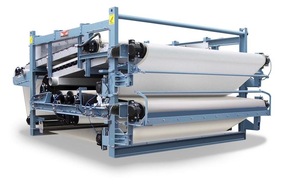 PHOENIX Belt Filter Press