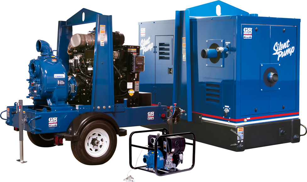 Gorman-Rupp Pumps and Pumping Systems