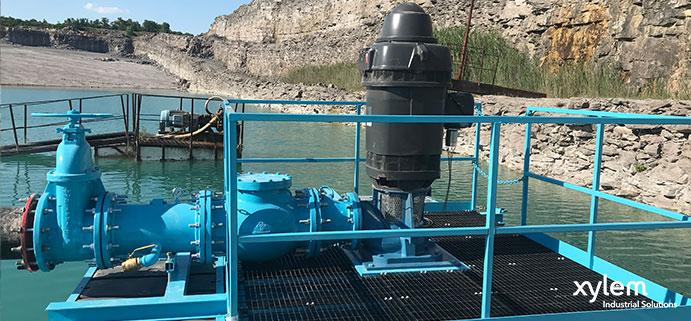 Xylem Vertical Turbine Pumps