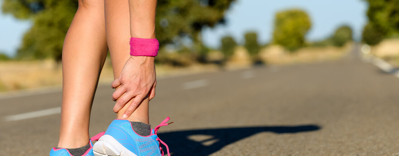 Difference Between Sprains & Strains