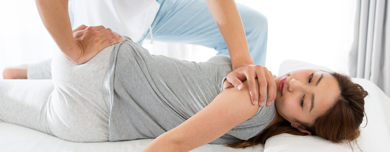 Hip and Knee Pain PT
