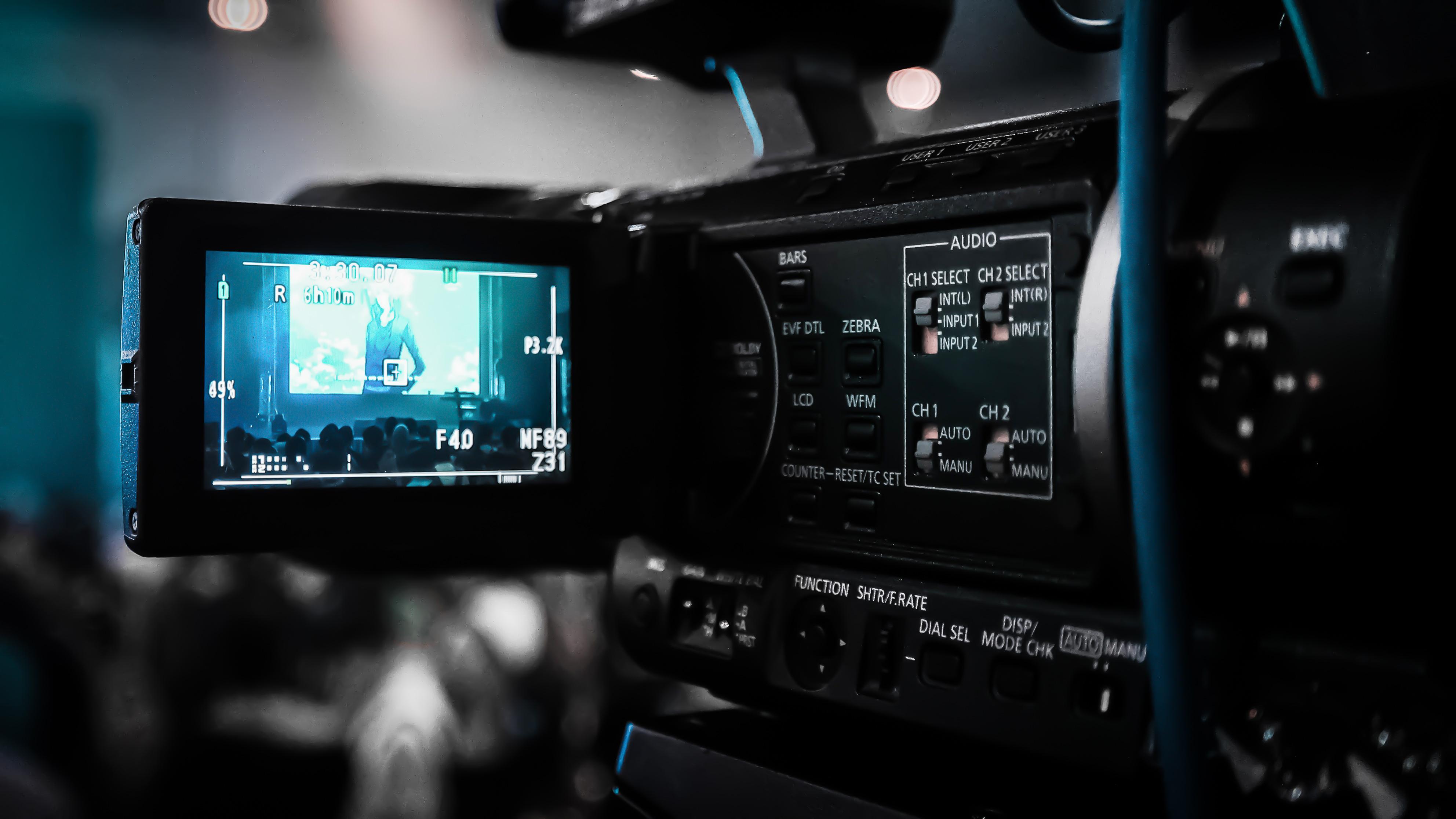 Broadcast - Broadcasting Camcorder
