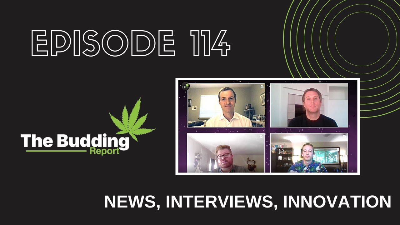 TBR114|Marijuana Bill Approved Allowing Dispensary Research | Joe Coats and Chase Nobels of Kush.com - youtube