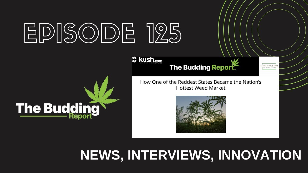 TBR125 | How One of the Reddest States Became the USA's Best Weed Market | Chris Day & Charles Vest - youtube