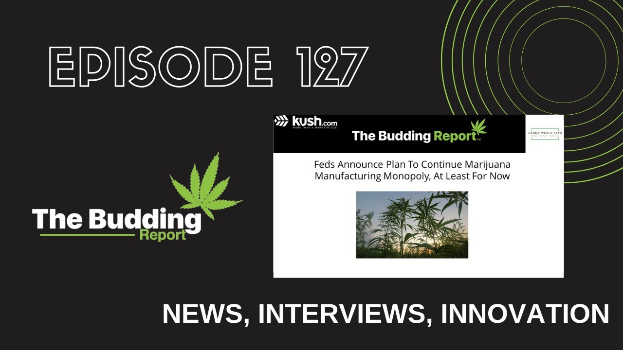 TBR 127 | Announcement to Continue Marijuana Mfg Monopoly | Leslie Bocskor & Thomas Schnakenberg - youtube
