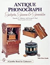 Book: Antique Phonograph on Amazon